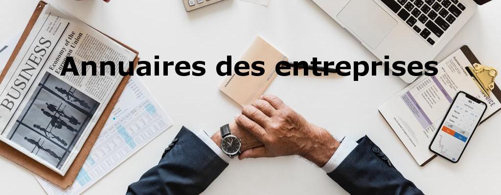 Annuaire des entreprises francaises